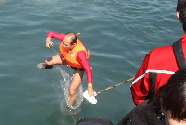 跳水淨身001
