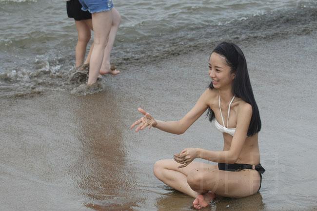 清純美少女001