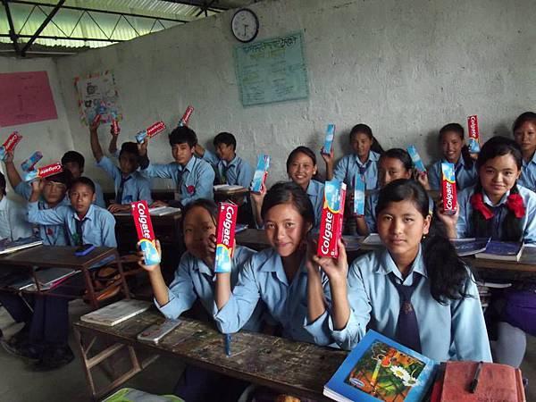 尼泊爾物資捐贈04