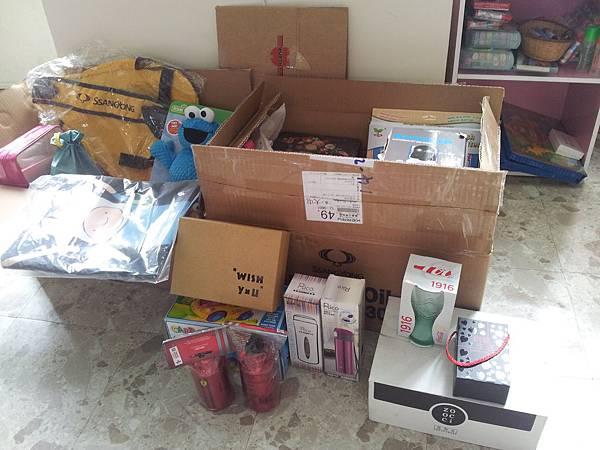 12月物資捐贈
