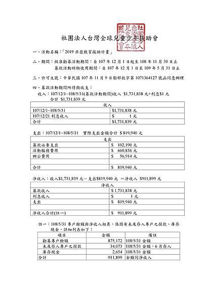 2019勸募活動所得與收支報告-徵信(半年)-圖片.jpg