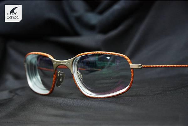 ADHOC個人化光學眼鏡