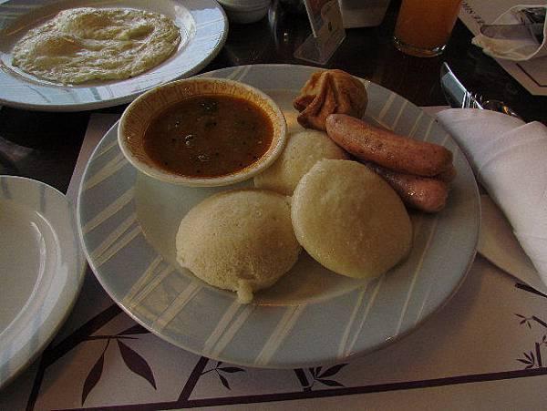 尼泊爾早餐