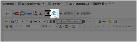 iFontCloud Professional06