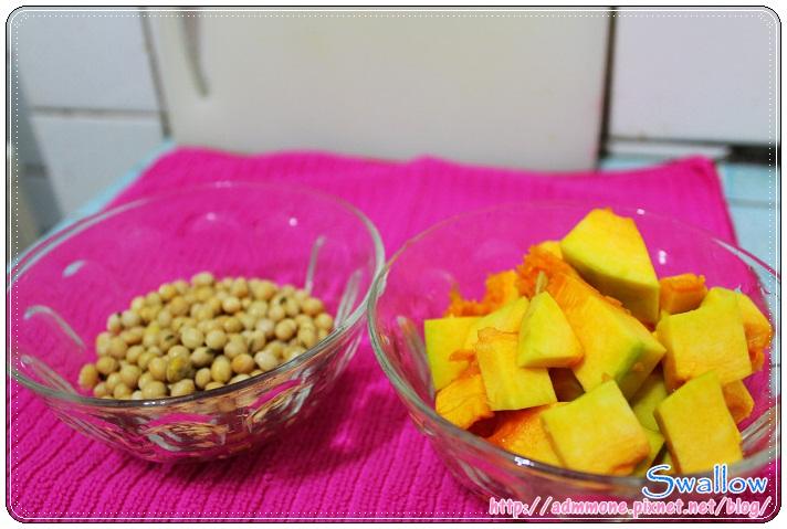 01_黃豆+南瓜