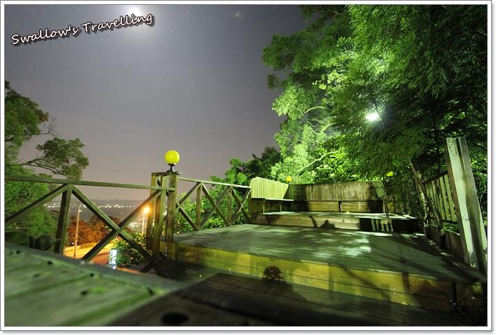 02_夜晚的金葉山莊