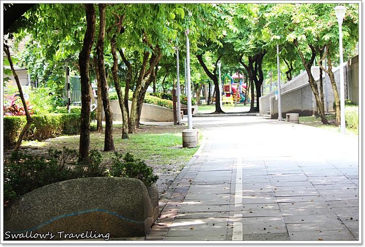 20_午後靜謐的公園