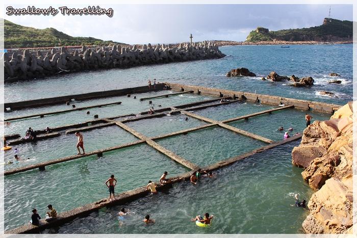 01_野柳的天然游泳池