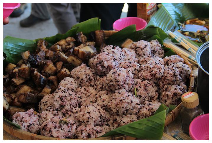 31_紫米飯糰+烤山豬肉