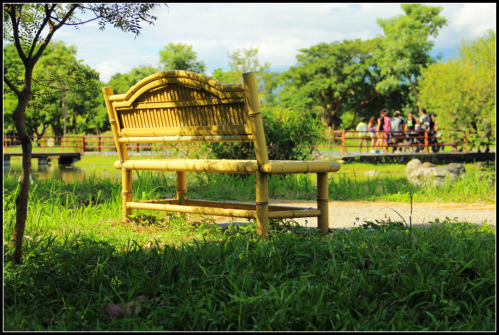 05_公園的座椅