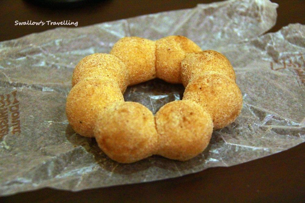 15_黑糖口味甜甜圈