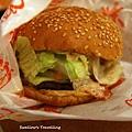 32_A&W_Mozza漢堡