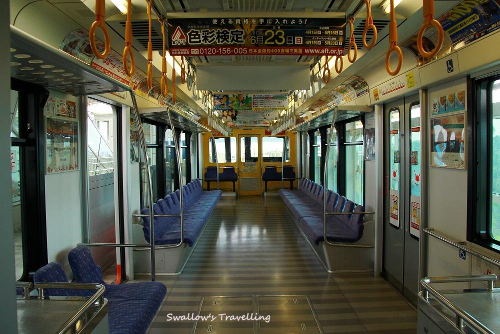 20_單軌列車內部