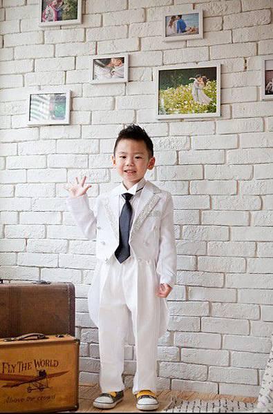 男花童服-婚紗攝影工作室推薦