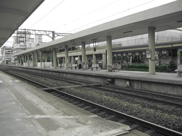 宜蘭某車站