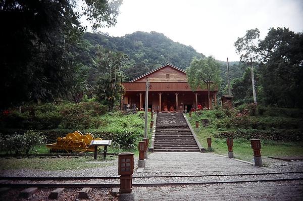 重建的中山堂