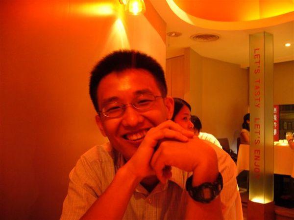 喜氣洋洋的安康魚哈尼~喜歡^^~