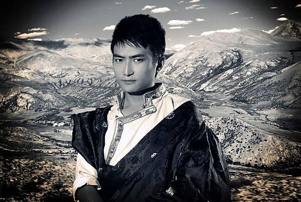 西藏活佛格杰仁波切 (1)