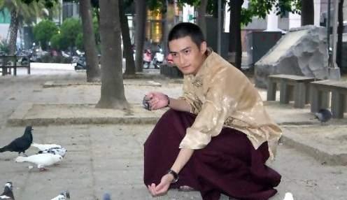 西藏活佛格杰仁波切 (4)