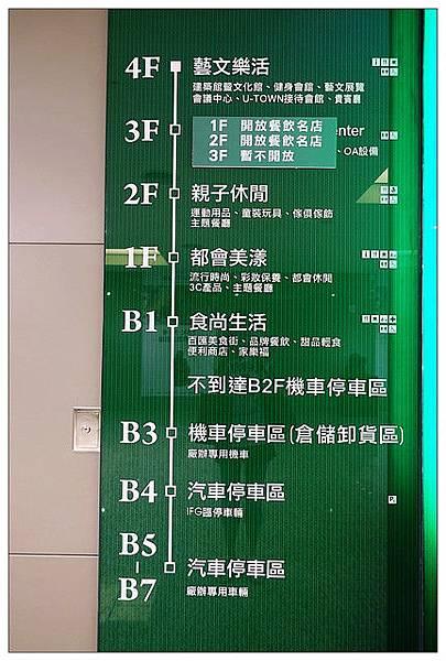 汐止美食推薦-汐止最大百貨購物中-遠雄U-TOWN11.jpg