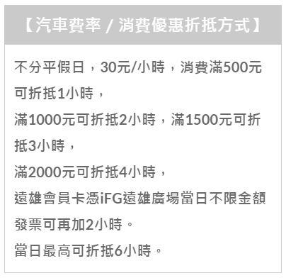 台北買化妝品-汽車停車資訊.JPG