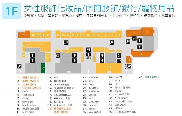 台北買化妝品-1F.JPG