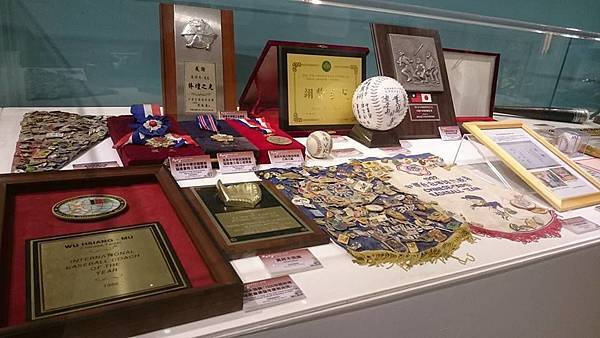 遠雄展覽-棒球精神