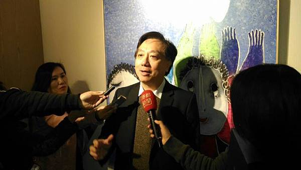 遠雄高雄免費展覽-記者訪問
