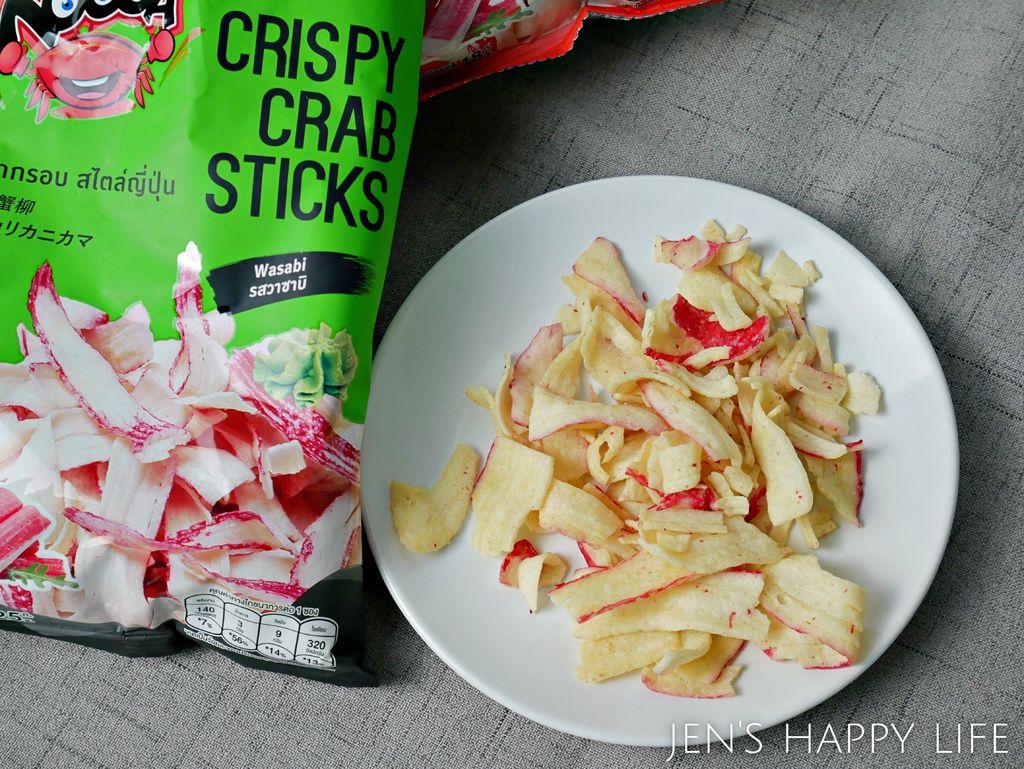泰國KOOSA蟹肉餅乾P1070533.JPG