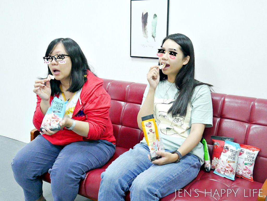 泰國KOOSA蟹肉餅乾P1070502.JPG