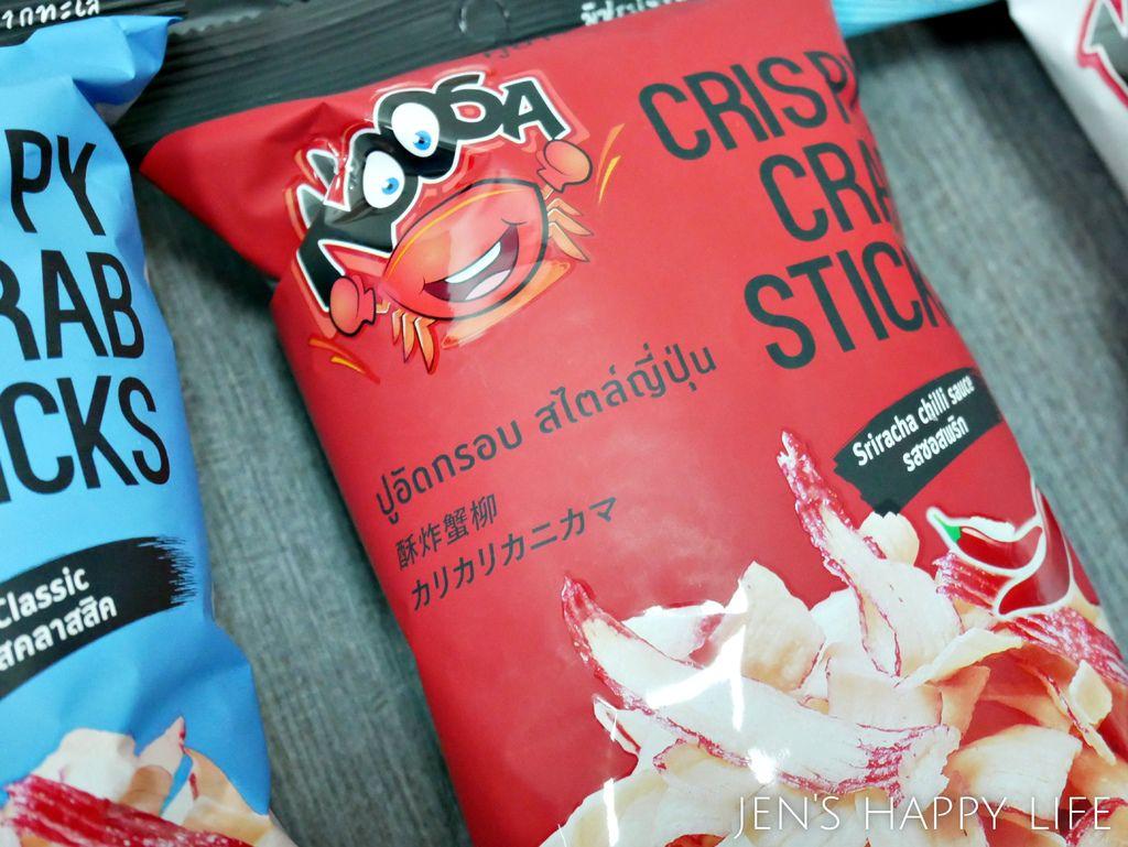 泰國KOOSA蟹肉餅乾P1070443.JPG