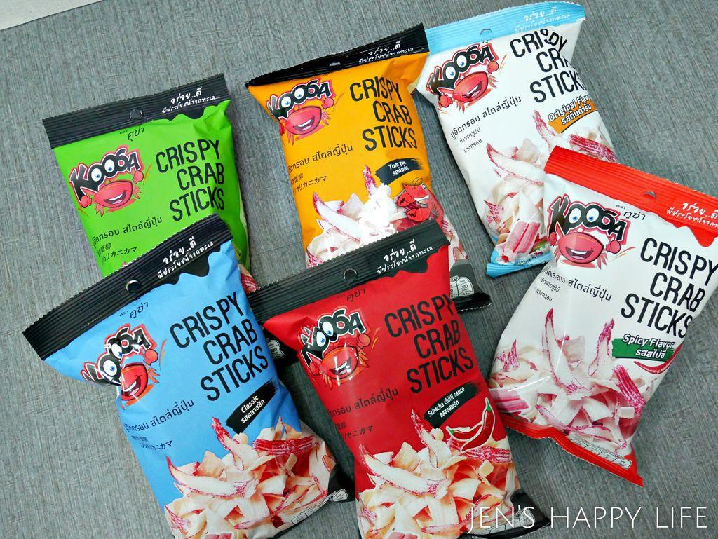 泰國KOOSA蟹肉餅乾P1070435.JPG