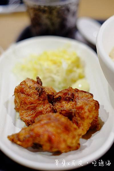 麵通屋:日式炸雞