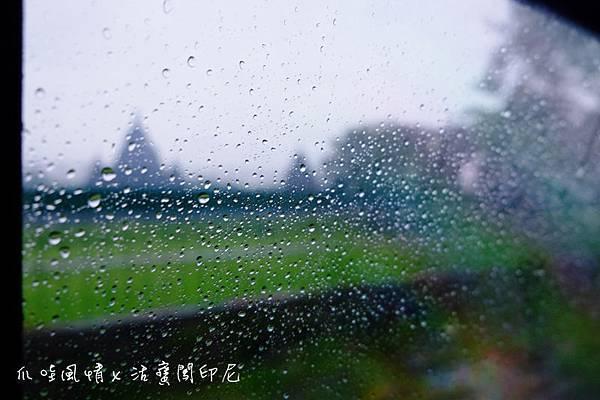雨中的普蘭巴南