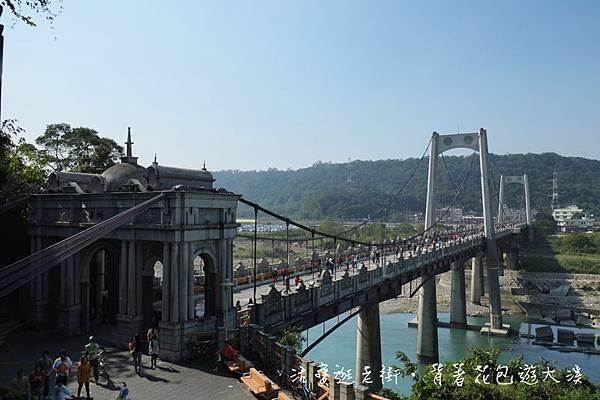 大溪橋全景