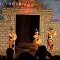 Rama與弟弟Laksamana和美麗的Shinta