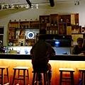吧台與開放式廚房