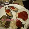 淡菜+風螺+扇貝