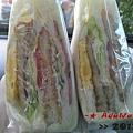 招牌三明治