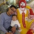 蕎與麥當勞叔叔.jpg