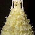 訂婚第三套禮服