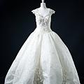 結婚第一套白紗