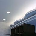 造型天花板間接照明-1