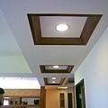 走道造型天花板