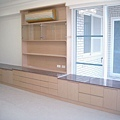 客廳電視牆及電視櫃