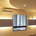 臥式造型天花板