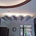 造型天花板間接照明-3
