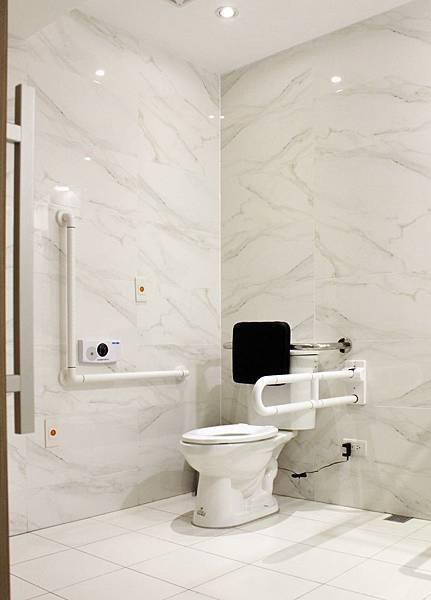 台中無障礙衛浴間