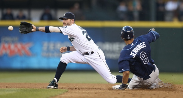Desmond Jennings Pictures - Tampa Bay Rays v Seattle Mariners - Zimbio 2012-10-12 01-24-49