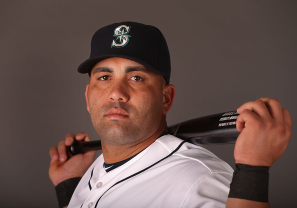 Kendrys+Morales+Seattle+Mariners+Photo+Day+9GbJTssjTpCl